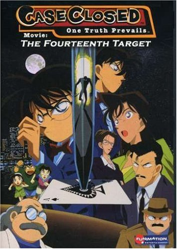Case Closed Movie - 14th Target by FUNIMATION PRODUCTIONS, LTD