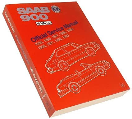 amazon com bentley paper repair manual saab 900 1985 93 automotive rh amazon com 1991 Blue Saab 97 Saab 900s Body Kits