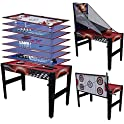 "Sportcraft 48"" 14-in-1 Multi Game Table + $17.90 Kmart Credit"