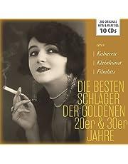 Die Besten Schlager Der Goldenen 20er & 30er Jahre