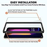 4 Pack EGV Screen Protector Compatible with LG V60