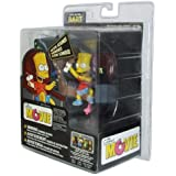 Official McFarlane The Simpsons Movie Bart Movie Mayhem Figure by Simpsons