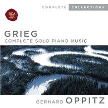 Lyrische Stücke Op. 54 (Band/Volume V): Lyrische Stücke Op. 54 (Band/Volume V): Troldtog/Zug der Zwerge/March of the Trolls