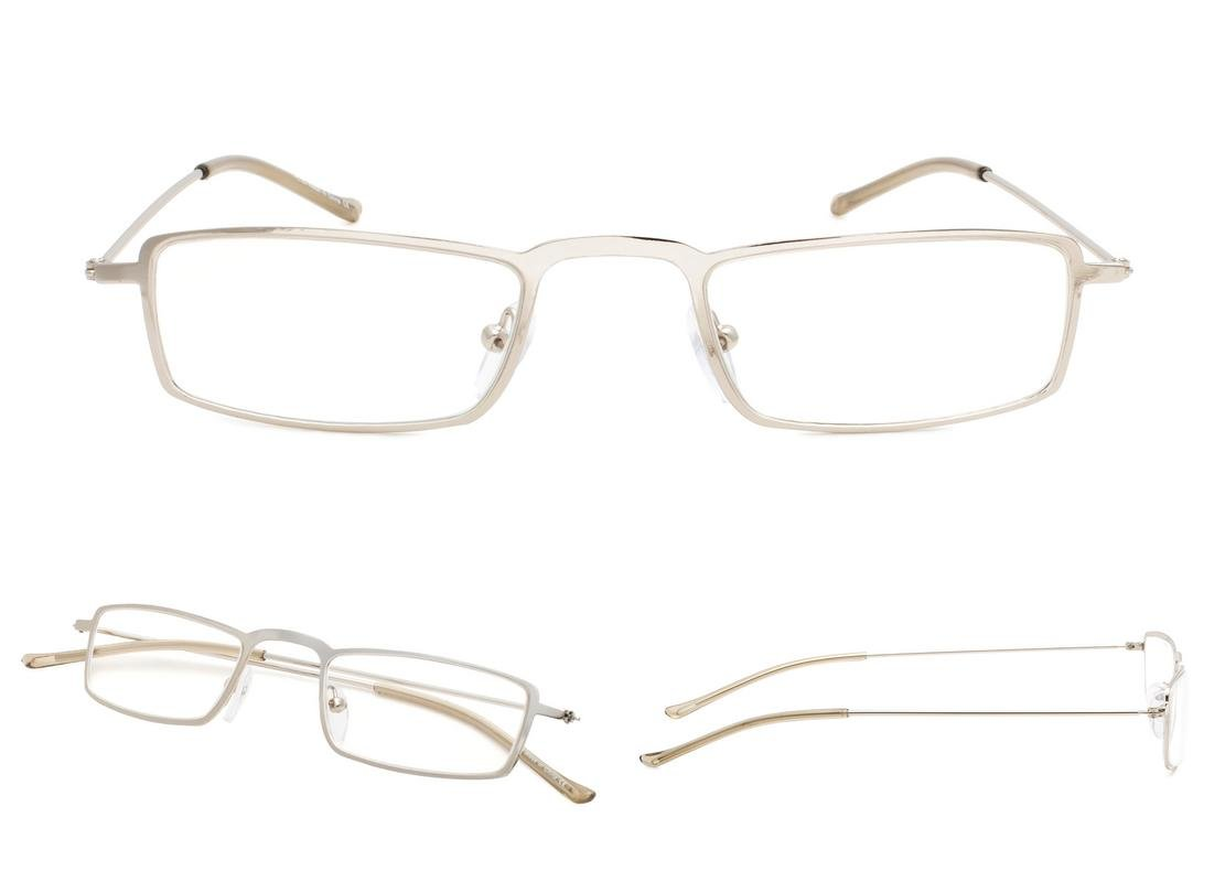 READING GLASSES 5 pack Small Readers +2.25
