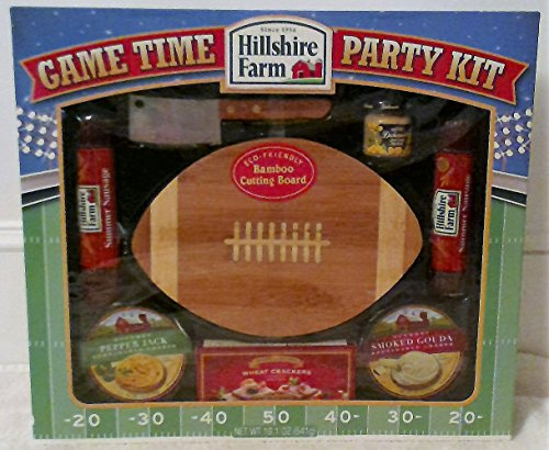 Hillshire Farm Game Time Party Kit Holiday Sampler Gift Set by Hillshire Farm