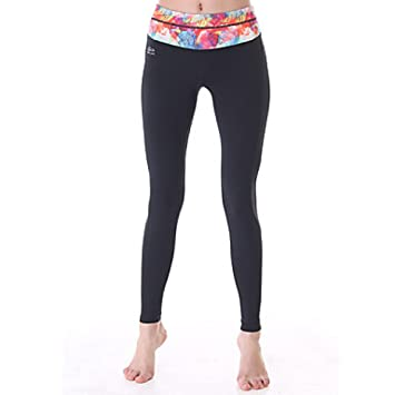 930892b25a07f PDFGO,Yoga Pants ,Tights Breathable, Quick Dry ,Ultra Light Fabric,  Compression