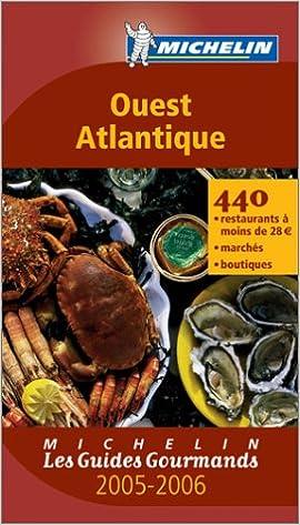 Livre gratuits en ligne Les Guides Gourmands : Ouest Atlantique pdf, epub ebook