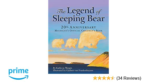 4d3d8f9b440 The Legend of Sleeping Bear  Kathy-Jo Wargin