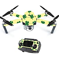 MightySkins Protective Vinyl Skin Decal for DJI Mavic Pro Quadcopter Drone wrap cover sticker skins Lucky You