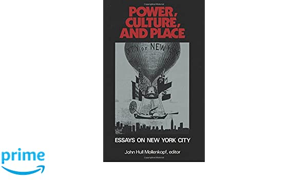 power culture and place essays on new york city population of  power culture and place essays on new york city population of the united states in the john h mollenkopf 9780871546036 com books