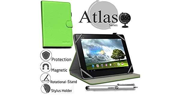 Navitech Black Hard Protective EVA Case Cover Compatible with The Acer Iconia NT.L9YAA.001;A3-A30-18P1 10.1-Inch