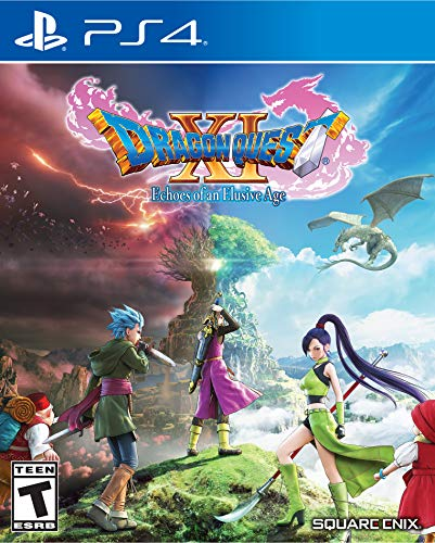 Dragon Quest Xi: Echoes of An Elusive Age - PlayStation 4