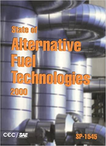 State of Alternative Fuel Technologies 2000 (S P (Society of Automotive Engineers))