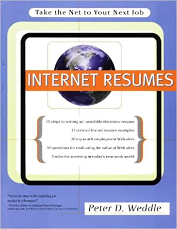 internet resumes
