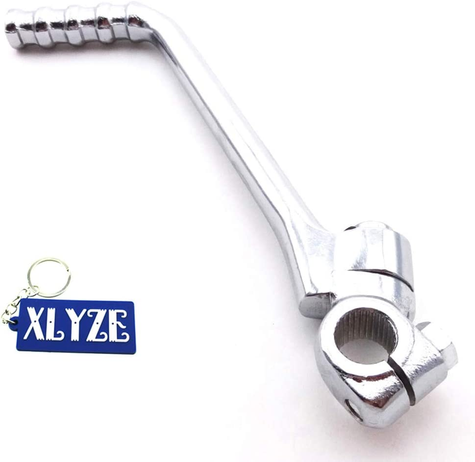 XLYZE 16 mm Kick Start Starter Lever para 140cc 150cc 160cc Pit Dirt Bike YX YCF SSR GPX