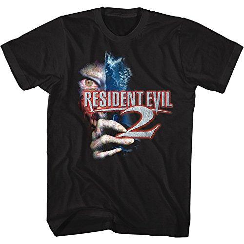 Science Fiction Oeil Vidéo Film American Jeu T Pour 2 Main Resident Adultes Evil shirt Horreur Classics XUwYUqT