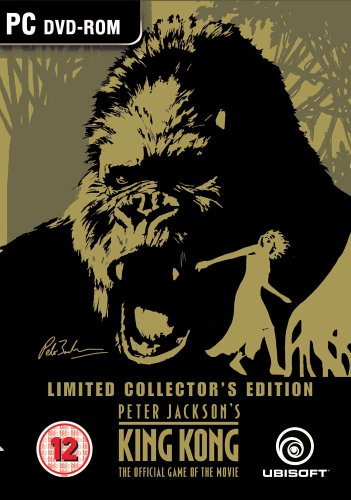 Peter Jackson's King Kong The Official Game of the Movie Limited Collector's Edition PC DVD-ROM (Peter Jackson King Kong)