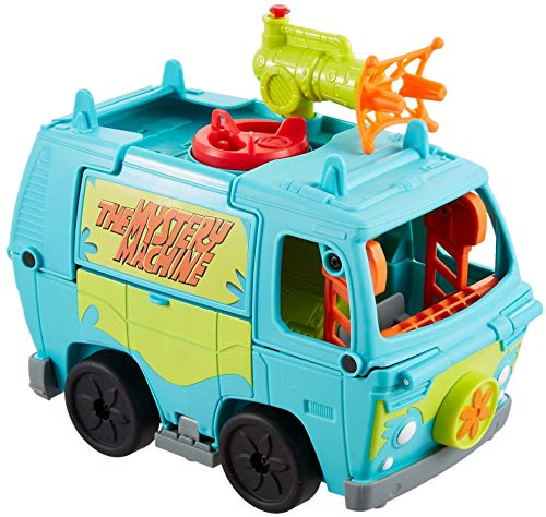 Fisher-Price Imaginext Scooby-Doo Transforming Mystery Machine ()