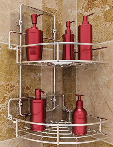 Vdomus Bathroom Organizer Polished Drilling