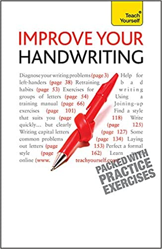 Is it Too Late for an Older Child, Teen, or Adult to Improve Their Handwriting?