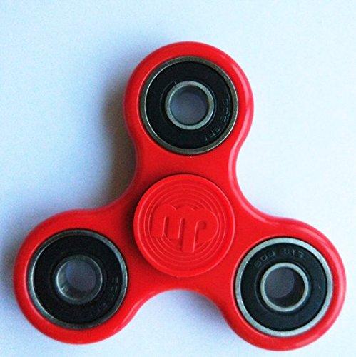 [해외]MUPATER fidget 스피너, EDC 스피너 위젯 장난감, tri-spinner fidget 장난감으로 ADHD, 불안 및 지루함을 덜어줍니다. Non-3D Printed/MUPATER fidget spinner