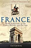 Front cover for the book A Brief History of France by Cecil Jenkins