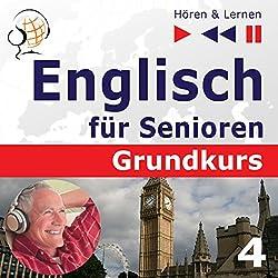 Freizeit: Englisch für Senioren - Grundkurs (Hören & Lernen)