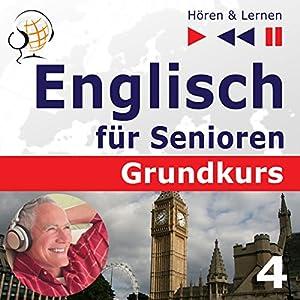 Freizeit: Englisch für Senioren - Grundkurs (Hören & Lernen) Hörbuch