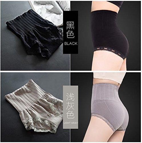 Munafie - Braguitas moldeadoras medias - para mujer Light Nude