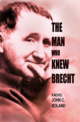 book cover of The Man Who Knew Brecht