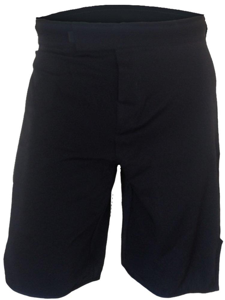 Kid's MMA Shorts (Black, 8) by Epic MMA Gear