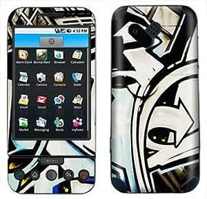 Graffiti Skin for HTC G1 Phone