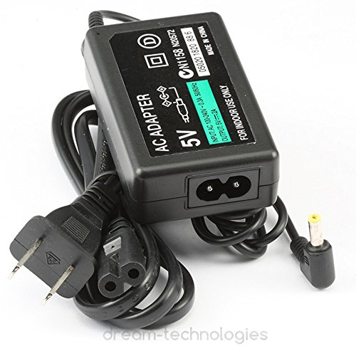 YiXuan ® US Home Wall Charger AC Adapter Power Supply Cord for Sony PSP 1000/2000/3000 Console (Psp Home Charger)