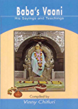 Baba's Vaani  : His Sayings and Teachings