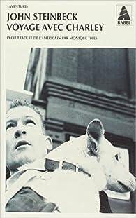 Voyage avec Charley par John Steinbeck