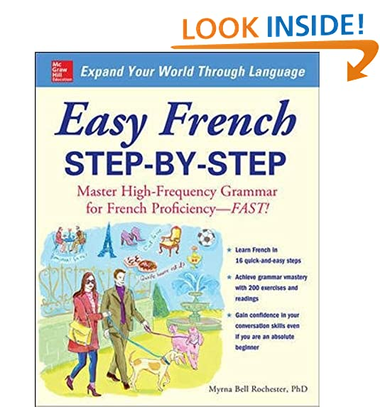 Interactive French Reader - Level 1 (French Edition)