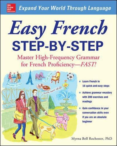 Easy French Step-by-Step (Best Way To Learn To Read French)
