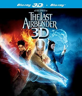 Amazon com: The Last Airbender (3D Blu-ray Combo) by Warner Bros
