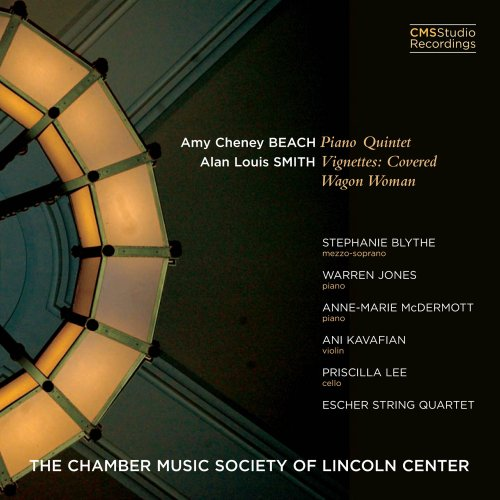 (Amy Cheney Beach Piano Quintet / Alan Louis Smith Vignettes: Covered Wagon Woman)