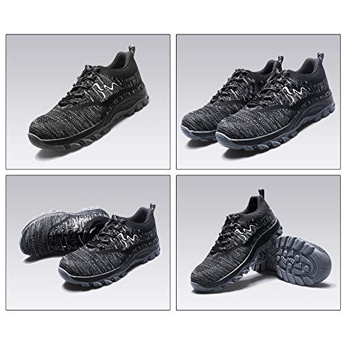 612134a7f3857 UPSTONE Work Shoes for Men, Indestructible Steel Toe - Import It All
