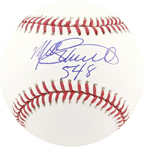Mike Schmidt Signed Baseball - Mike Schmidt Autographed MLB Baseball with