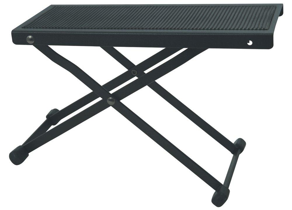 Performance Plus PGF1 Footstool Adjustable Height Black Metal Tour Grade Professional