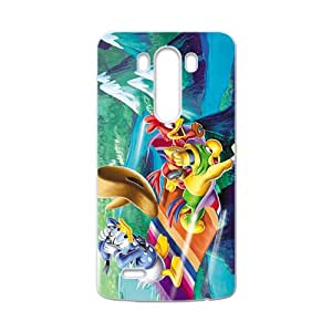 Donald Duck Case Cover For LG G3 Case