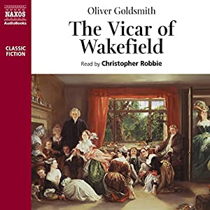 The Vicar of Wakefield Audiobook