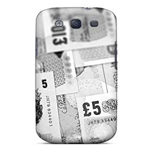 For HpCTL1306kIlWh European Bills Protective Skin/ Diy For SamSung Galaxy S4 Case Cover