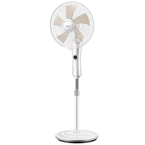 Stand Fan Ventilador De Pie Con Control Remoto Altura Ajustable