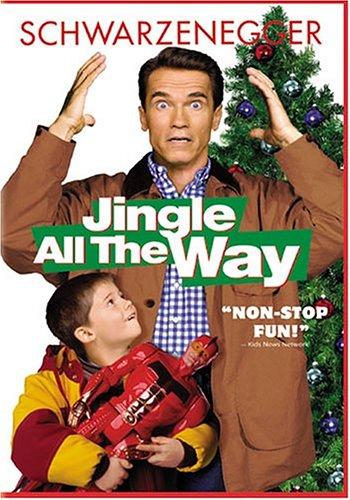 Jingle All the Way [Reino Unido] [DVD]: Amazon.es: Arnold Schwarzenegger, Sinbad, Phil Hartman, Rita Wilson, Robert Conrad, Martin Mull, Jake Lloyd, ...