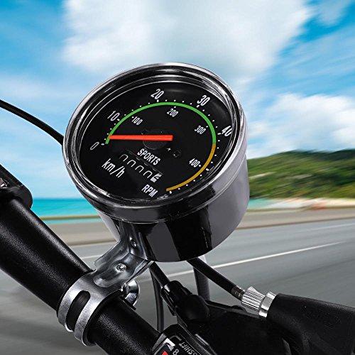 VGEBY Odometer, Mechanical Bicycle Speedometer