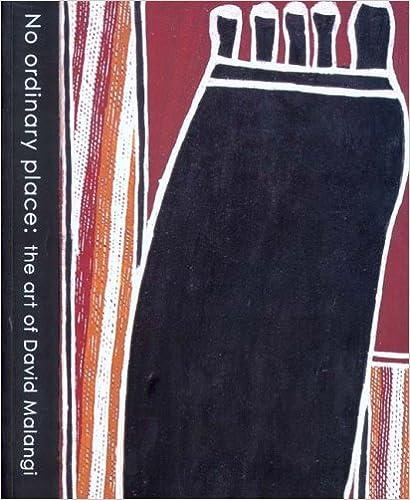 Book No Ordinary Place: The Art Of David Malangi