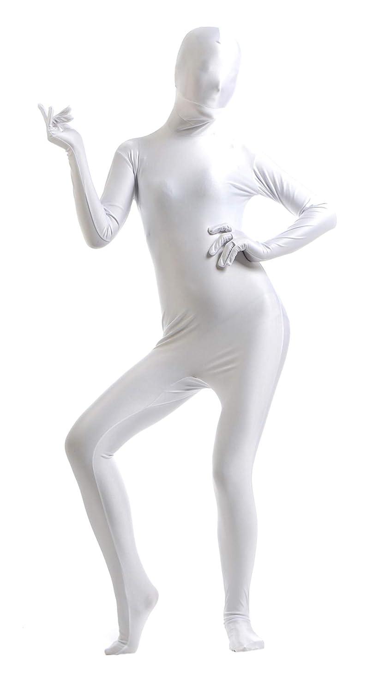 Insun Adulti e Bambini Lycra Pieno Corpo Costume Zentai Cosplay Body Tuta Intera Aderente per Travestimento Costume da Mimo
